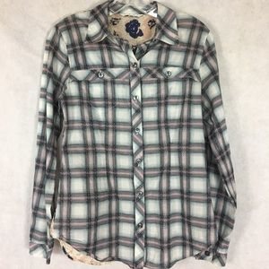 Cabi button down shirt size extra small